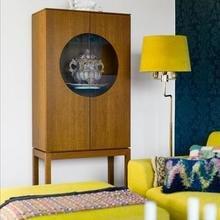 Фотография: Гостиная в стиле Восточный, Декор интерьера, Мебель и свет, Шкаф – фото на InMyRoom.ru