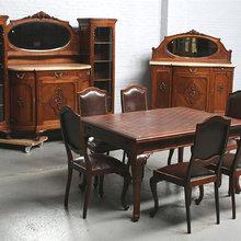 Фото из портфолио Старинная мебель из Европы – фотографии дизайна интерьеров на INMYROOM