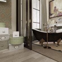 """Фото из портфолио """" Загородный Дом """" – фотографии дизайна интерьеров на INMYROOM"""