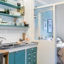 Фото из портфолио Kaplansbacken 5, Kungsholmen – фотографии дизайна интерьеров на InMyRoom.ru