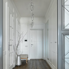 Фотография: Прихожая в стиле Классический, Квартира, Проект недели, Надя Зотова – фото на InMyRoom.ru