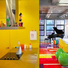 Фотография: Кухня и столовая в стиле Лофт, Квартира, Стиль жизни, Советы – фото на InMyRoom.ru