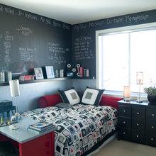 Фотография: Спальня в стиле Кантри, Современный, Декор интерьера, Квартира, Дом, Дизайн интерьера, Цвет в интерьере – фото на InMyRoom.ru