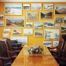 Фотография: Кабинет в стиле Кантри, Дома и квартиры, Городские места, Отель – фото на InMyRoom.ru