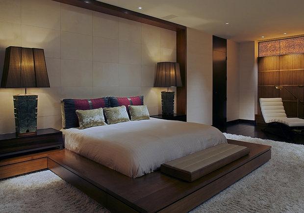 Фотография: Спальня в стиле Минимализм, LIFESTYLE – фото на INMYROOM