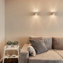 Фото из портфолио Квартира площадью 60 м2 на улице Новая – фотографии дизайна интерьеров на INMYROOM
