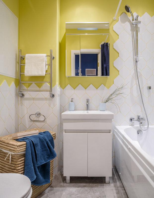 Фотография: Ванная в стиле Современный, Советы, Ремонт на практике, Ceresit – фото на InMyRoom.ru