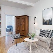 Фото из портфолио  Hvitfeldtsgatan 1 – фотографии дизайна интерьеров на INMYROOM