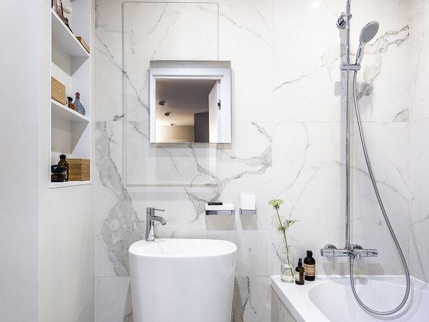 Фото из портфолио Квартира на западе Москвы – фотографии дизайна интерьеров на INMYROOM