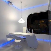 Фотография: Офис в стиле Хай-тек, Дизайн интерьера – фото на InMyRoom.ru
