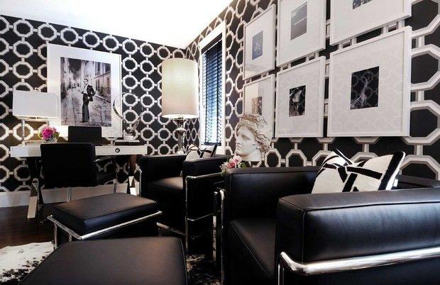 Фотография:  в стиле , Советы, Ар-деко, дизайн интерьера в стиле ар-деко – фото на InMyRoom.ru
