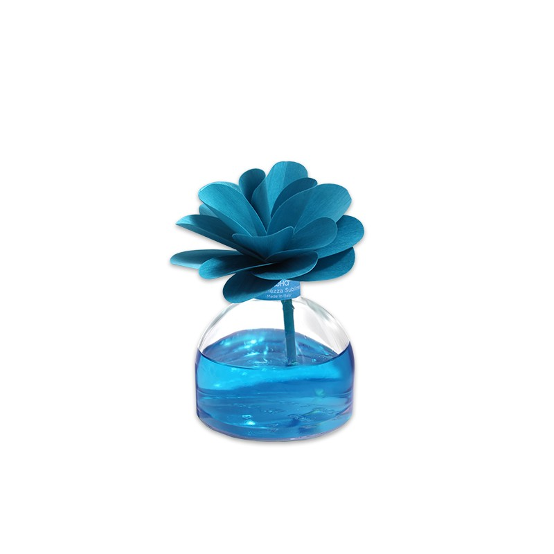 Купить Горная свежесть ароматический диффузор с цветком 200 мл, inmyroom, Италия