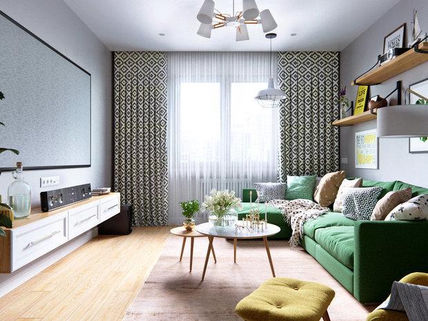 Дизайн: Олег Минц