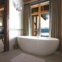 Фото из портфолио Bathrooms – фотографии дизайна интерьеров на InMyRoom.ru