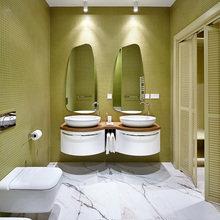 Фотография: Ванная в стиле Восточный, Квартира, BoConcept, Дома и квартиры, Проект недели – фото на InMyRoom.ru