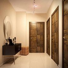 Фото из портфолио Квартира в скандинавском стиле – фотографии дизайна интерьеров на InMyRoom.ru