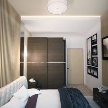 Фото из портфолио Спальня в стиле – фотографии дизайна интерьеров на InMyRoom.ru