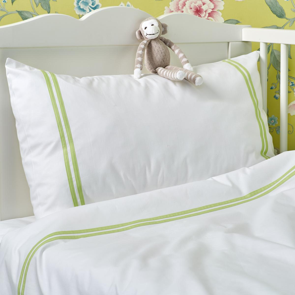 Купить Детский постельный комплект В полоску , inmyroom, Россия