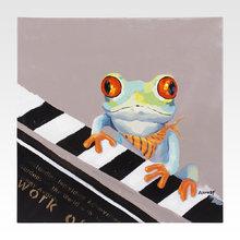 Картина Frog story