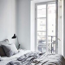 Фотография: Спальня в стиле Скандинавский, Советы, Ольга Куликовская-Эшби – фото на InMyRoom.ru