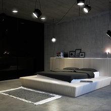 Фото из портфолио Апартаменты на крыше. – фотографии дизайна интерьеров на INMYROOM