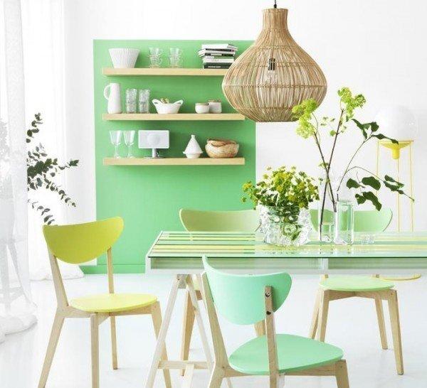 Фотография: Кухня и столовая в стиле Современный, Декор интерьера, Дизайн интерьера, Цвет в интерьере, Белый – фото на InMyRoom.ru