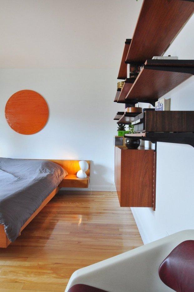 Фотография: Спальня в стиле Минимализм, Декор интерьера, Квартира – фото на InMyRoom.ru