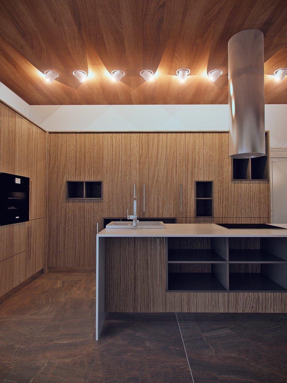 Фотография: Кухня и столовая в стиле Лофт, Эклектика, Дом, Минимализм, Проект недели, Эко – фото на InMyRoom.ru