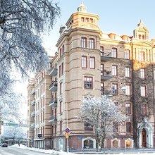 Фото из портфолио  Parkgatan 13, Vasastaden – фотографии дизайна интерьеров на InMyRoom.ru