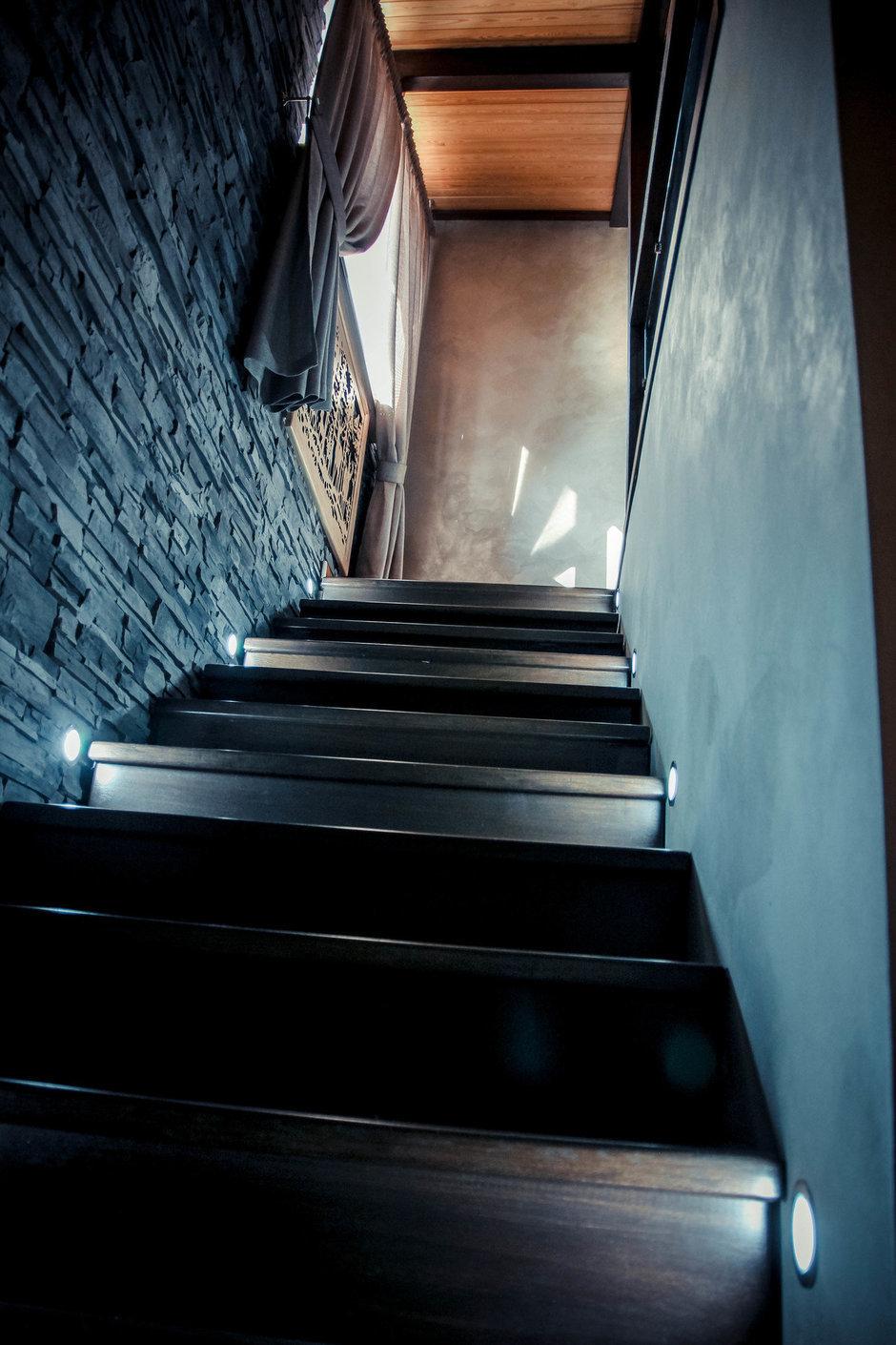 Фотография:  в стиле Лофт, Дом, Дома и квартиры, Шале – фото на InMyRoom.ru