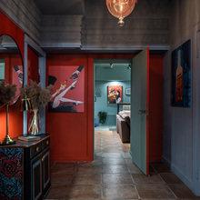 Фото из портфолио Закрытый караоке-киноатетр CTLTNTANO – фотографии дизайна интерьеров на INMYROOM