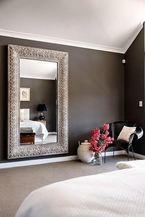 Фотография: Спальня в стиле Восточный, Освещение, Декор, Советы, Ремонт на практике – фото на InMyRoom.ru