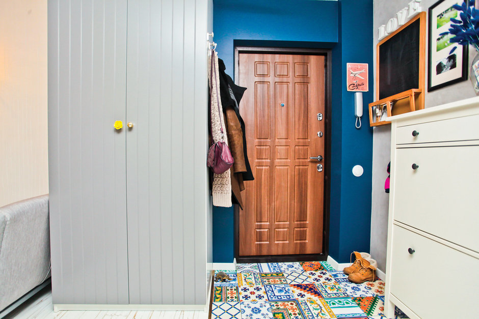 Фотография: Прихожая в стиле Современный, Декор интерьера, Квартира, Дом, Дома и квартиры, Ремонт – фото на InMyRoom.ru