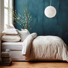 Фотография: Спальня в стиле Скандинавский, Квартира, Аксессуары, Декор, Мебель и свет, Ремонт на практике, Гид – фото на InMyRoom.ru