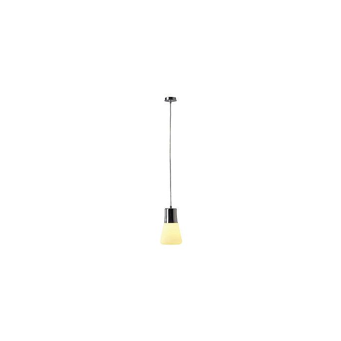 Светильник подвесной So-Too хром/стекло матовое