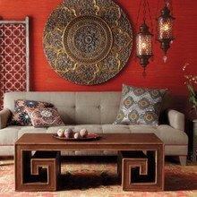 Фото из портфолио Декор стен – фотографии дизайна интерьеров на InMyRoom.ru