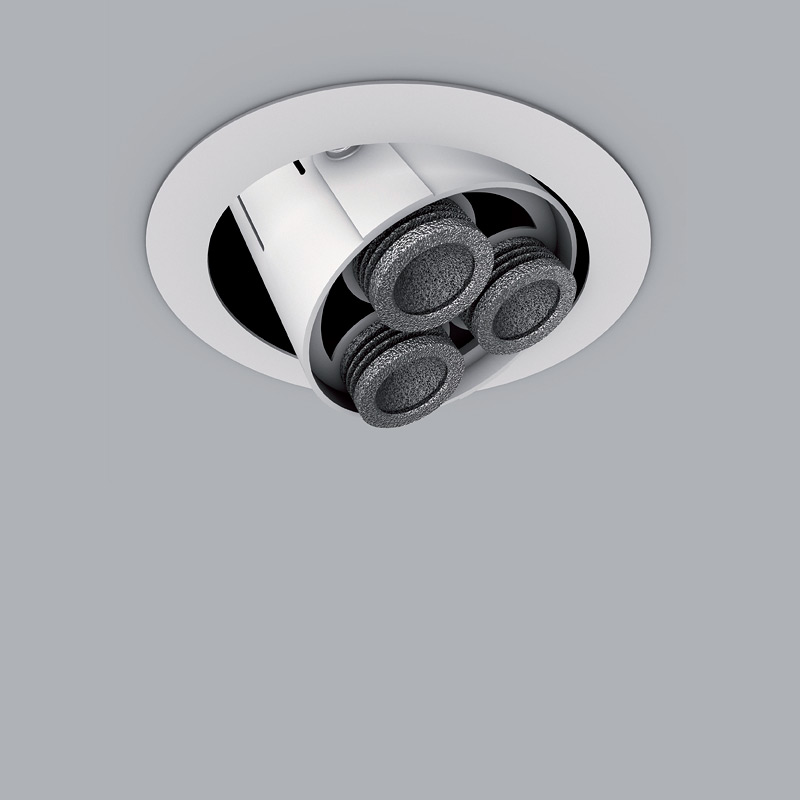 Встраиваемый светильник Lamp International Bianco