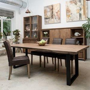 Обеденные деревянные столы для кухни и столовой