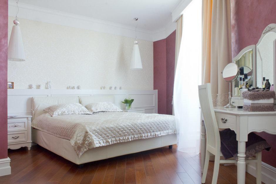 Фотография: Спальня в стиле Классический, Квартира, Дома и квартиры, Ар-деко – фото на InMyRoom.ru