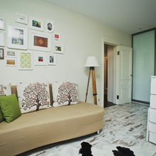 Фотография: Гостиная в стиле Скандинавский, DIY, Квартира, Переделка, Гид, герой – фото на InMyRoom.ru