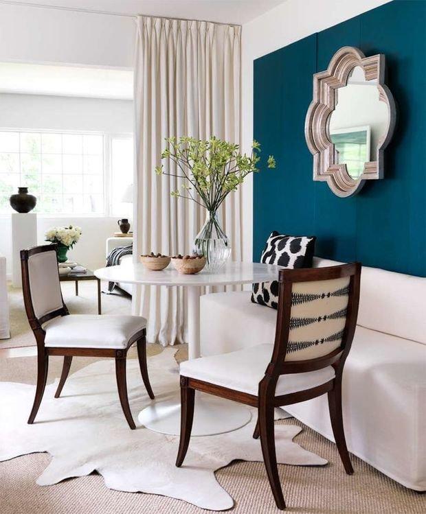 Фотография: Кухня и столовая в стиле Современный, Декор интерьера, Дизайн интерьера, Цвет в интерьере – фото на InMyRoom.ru