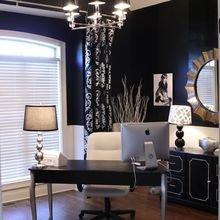 Фотография: Офис в стиле Классический, Кабинет, Интерьер комнат – фото на InMyRoom.ru