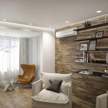 Фото из портфолио Дизайн квартиры – фотографии дизайна интерьеров на InMyRoom.ru