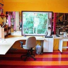 Фото из портфолио Рабочее место рукодельницы – фотографии дизайна интерьеров на INMYROOM
