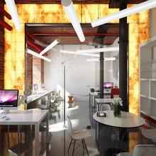 Фото из портфолио Офис дизайн студии. – фотографии дизайна интерьеров на InMyRoom.ru