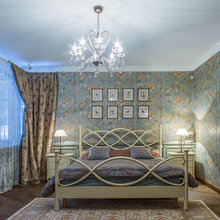 Фото из портфолио Дом в подмосковном Грибово – фотографии дизайна интерьеров на INMYROOM