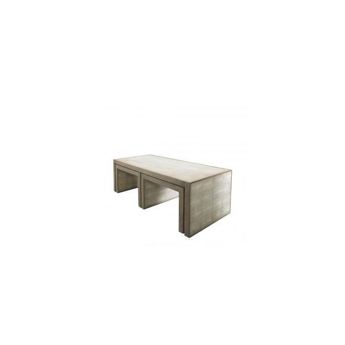 Гарнитур из 3-х журнальных столов AVEDON 3-PIECE NESTING COCKTAIL TABLE