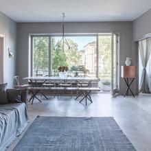 Фото из портфолио Элитное жильё в в Эстермальме  – фотографии дизайна интерьеров на INMYROOM