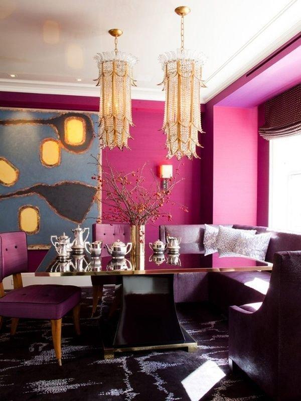 Фотография: Кухня и столовая в стиле Восточный, Современный, Декор интерьера, Дизайн интерьера, Цвет в интерьере – фото на InMyRoom.ru