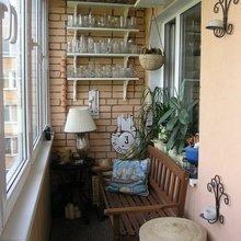 Фотография: Балкон в стиле Кантри, Декор интерьера, DIY, Интерьер комнат – фото на InMyRoom.ru